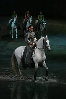 Montreal (Qc) CANADA -  October 2011 File Photo - Cavalia