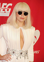 WWW.BLUESTAR-IMAGES.COM Singer Lady Gaga attends 2014 MusiCares Person Of The Year Honoring Carole King at Los Angeles Convention Center on January 24, 2014 in Los Angeles, California.<br /> Photo: BlueStar Images/OIC jbm1005  +44 (0)208 445 8588