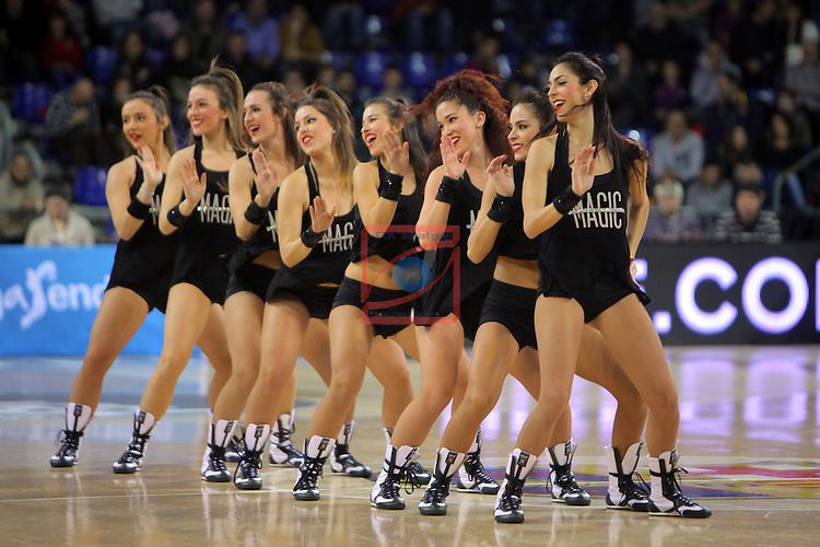 League ACB-ENDESA 2016/2017 - Game: 16.<br /> FC Barcelona Lassa vs Rio Natura Monbus Obradoiro: 100-76.<br /> Dream Cheers.