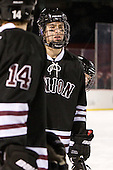 - The Union College Dutchmen defeated the Harvard University Crimson 2-0 on Friday, January 13, 2011, at Fenway Park in Boston, Massachusetts.