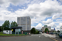 A general View of the DVLA Building, Swansea, Wales, UK. Monday 10 June 2019