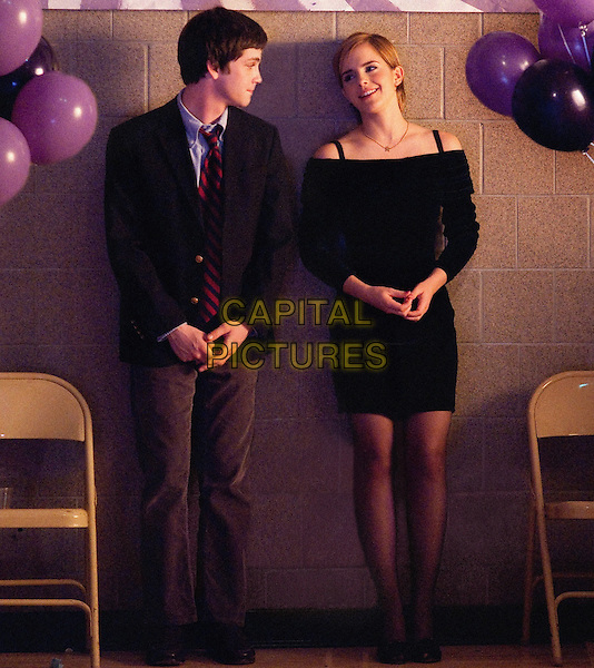 Logan Lerman, Emma Watson<br /> in The Perks of Being a Wallflower (2012) <br /> (Le monde de Charlie)<br /> *Filmstill - Editorial Use Only*<br /> CAP/NFS<br /> Image supplied by Capital Pictures