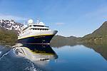 Lonkanfjorden, Norway, Europe