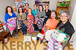Kerry Cancer Support volunteer's hosting a knitting class for the Kerry Cancer Support Blankets of Hope centre in Maine St, Tralee <br /> Front l to r: Aine Brosnan and Breda Dyland.<br /> Back l to r: Betty Brosnan, Agnes O'Connell, Emer McDaid, Maira McCarthy, Joan Cunningham, Margaret McGrath, Fiona O'Connor and Nora Burke.