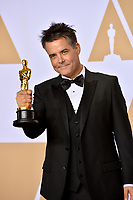 Sebastian Lelio at the 90th Academy Awards Awards at the Dolby Theartre, Hollywood, USA 04 March 2018<br /> Picture: Paul Smith/Featureflash/SilverHub 0208 004 5359 sales@silverhubmedia.com