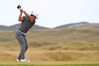 Thorbjorn Olesen (DEN) on the 11th tee during Round 3 of the Dubai Duty Free Irish Open at Ballyliffin Golf Club, Donegal on Saturday 7th July 2018.<br /> Picture:  Thos Caffrey / Golffile
