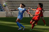 Bridgeview, IL - Sunday June 12, 2016: Vanessa DiBernardo during a regular season National Women's Soccer League (NWSL) match between the Chicago Red Stars and the Portland Thorns at FC Toyota Park.