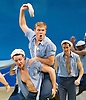 Lincoln Center Theater production of Rodgers &amp; Hammerstein's<br /> <br /> South Pacific <br /> <br /> Directed by Bartlett Sher <br /> <br /> Musical Staging by Christopher Gattelli<br /> Sets by Michael Yeargan<br /> Lighting by Donald Holder<br /> Costumes by Catherine Zuber<br /> Sound by Scott Lehrer<br /> Music Direction by Ted Sperling<br /> Original Orchestrations by Robert Russell Bennett<br /> <br /> at The Barbican Theatre, London, Great Britain <br /> <br /> 22nd August 2011 <br /> <br /> Company <br /> <br /> Photograph by Elliott Franks