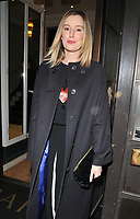 Laura Carmichael at the Services To Film inaugural gala dinner in aid of Walking With The Wounded charity, BAFTA, Piccadilly, London, England, UK, on Tuesday 06 February 2018.<br /> CAP/CAN<br /> &copy;CAN/Capital Pictures
