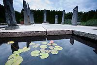Granite Scupture, Grounds for Sculpture, Hamilton, New Jersey