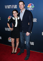 WEST HOLLYWOOD, CA, USA - SEPTEMBER 16: Mae Whitman, Peter Krause arrives at NBC & Vanity Fair's 2014-2015 TV Season Event held at HYDE Sunset: Kitchen + Cocktails on September 15, 2014, in West Hollywood, California, United States. (Photo by Xavier Collin/Celebrity Monitor)