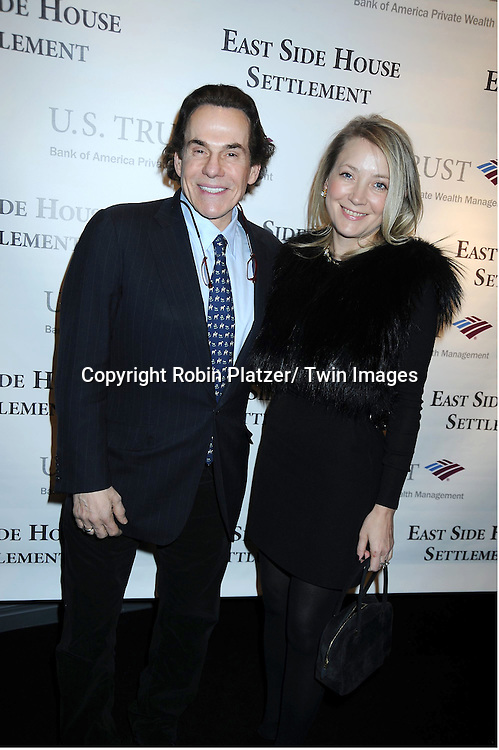 R Couri Hay and Janna Bullock attending The 2011 Winter Antiques Show Opening Night on January 20, 2011 at The Park Avenue Armory in New York City. .