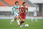Homare Sawa (Leonessa), MAY 7th, 2011 - Football : Plenus Nadeshiko League 2011 between NTV Beleza 0-2 INAC Kobe Leonessa at Komazawa Stadium, Tokyo, Japan. (Photo by YUTAKA/AFLO SPORT) [1040]