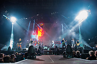 Fury in the Slaughterhouse - Klassentreffen Teil 2 2017 in der  TUI-Arena in Hannover am 10.March 2017. Foto: Rüdiger Knuth