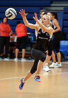 Silver Ferns Training 141016