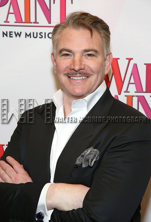 Douglas Sills attends the Broadway opening night after party for 'War Paint' at Gotham Hall on April 6, 2017 in New York City