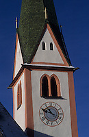 Europe/Autriche/Tyrol/Alpbach: L'église
