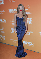 17  November 2019 - Beverly Hills, California - Gigi Gorgeous. The Trevor Project's TrevorLIVE LA 2019 held at The Beverly Hilton Hotel. Photo Credit: PMA/AdMedia