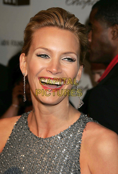 NATASHA HENSTRIDGE.14th Annual Elton John Oscar Party held at Pacific Design Center, Hollywood, California, USA..March 5th, 2006.Photo: Russ Elliot/AdMedia/Capital Pictures.Ref: RE/ADM.headshot portrait smiling mouth open dangling earrings.www.capitalpictures.com.sales@capitalpictures.com.© Capital Pictures.