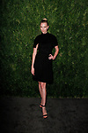 Model Karlie Kloss attends the Fifteenth Annual CFDA/Vogue Fashion Fund Awards at the Brooklyn Navy Yard building 28, at 63 Flushing Avenue, on November 5, 2018.