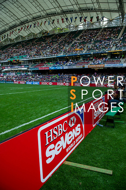 Italy  vs Tunisia during the Cathay Pacific / HSBC Hong Kong Sevens at the Hong Kong Stadium on 28 March 2014 in Hong Kong, China. Photo by Victor Fraile / Power Sport Images