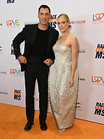 10 May 2019 - Beverly Hills, California - Maksim Chmerkovskiy, Peta Murgatroyd. 26th Annual Race to Erase MS Gala held at the Beverly Hilton Hotel. <br /> CAP/ADM/BT<br /> &copy;BT/ADM/Capital Pictures