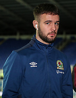 Blackburn Rovers' Adam Armstrong pictured before the match  <br /> <br /> Photographer Andrew Kearns/CameraSport<br /> <br /> The EFL Sky Bet Championship - Reading v Blackburn Rovers - Wednesday 13th February 2019 - Madejski Stadium - Reading<br /> <br /> World Copyright © 2019 CameraSport. All rights reserved. 43 Linden Ave. Countesthorpe. Leicester. England. LE8 5PG - Tel: +44 (0) 116 277 4147 - admin@camerasport.com - www.camerasport.com