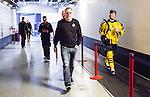 Stockholm 2014-11-16 Ishockey Hockeyallsvenskan AIK - IF Bj&ouml;rkl&ouml;ven :  <br /> AIK:s tr&auml;nare huvudtr&auml;nare Peter Nordstr&ouml;m p&aring; v&auml;g ut till matchen inf&ouml;r period 2 <br /> (Foto: Kenta J&ouml;nsson) Nyckelord:  AIK Gnaget Hockeyallsvenskan Allsvenskan Hovet Johanneshov Isstadion Bj&ouml;rkl&ouml;ven L&ouml;ven IFB portr&auml;tt portrait tr&auml;nare manager coach