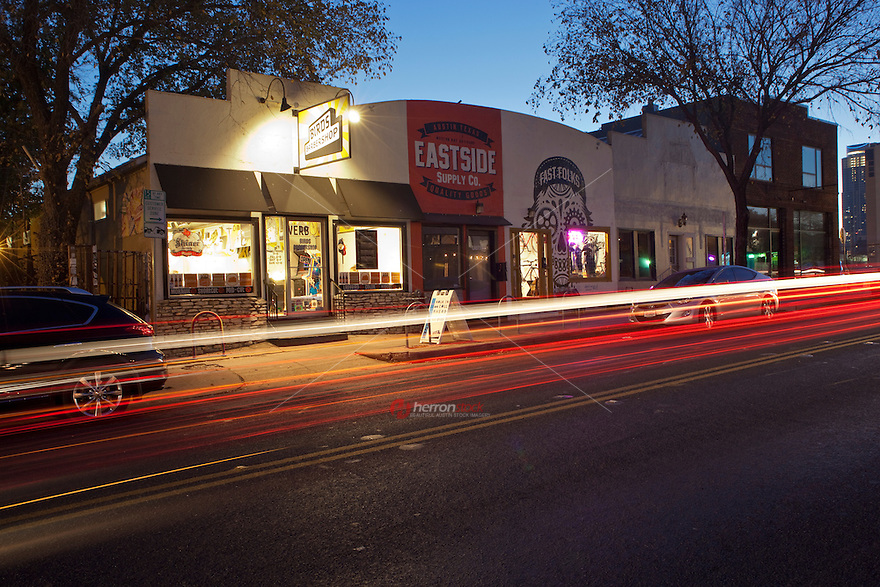 East Austin offers the hippest new shops, bars, and live music venues, a mainstay for Austin's young, hip and creative force