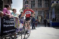 Jurgen Roelandts (BEL/Lotto-Soudal)<br /> <br /> Halle-Ingooigem 2015 <br /> start