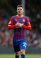 7th March 2020; Selhurst Park, London, England; English Premier League Football, Crystal Palace versus Watford; James McCarthy of Crystal Palace