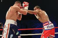 Chris Eubank Jr vs Harry Matthews -  Hillsborough Leisure  Center - 12-05-12