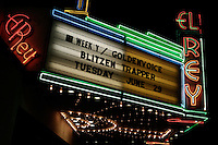 blitzen trapper at the el rey, 2010