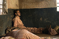 Papillon (2017)<br /> Rami Malek<br /> *Filmstill - Editorial Use Only*<br /> CAP/FB<br /> Image supplied by Capital Pictures