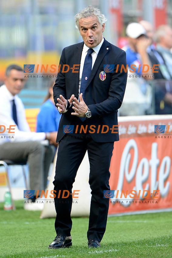 Roberto Donadoni Bologna<br /> Milano 25-09-2016 Stadio Giuseppe Meazza - Football Calcio Serie A Inter - Bologna. Foto Giuseppe Celeste / Insidefoto