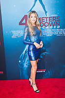 Los Angeles, CA - AUGUST 13th: <br /> Sistine Rose Stallone attends the 47 Meters Down: Uncaged premiere at the Regency Village Theater on August 13th 2019. Credit: Tony Forte/MediaPunch