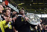 Fussball Bundesliga 2011/12: Borussia Dortmund - SC Freiburg