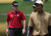 Louis Oosthuizen (RSA) during the Pro-Am ahead of the 2014 Maybank Malaysian Open at the Kuala Lumpur Golf & Country Club, Kuala Lumpur, Malaysia. Picture:  David Lloyd / www.golffile.ie