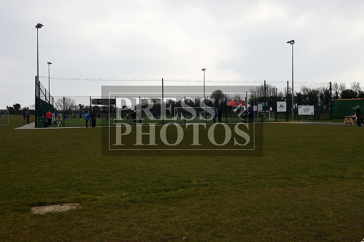 East Meath United. Photo:Colin Bell/pressphotos.ie