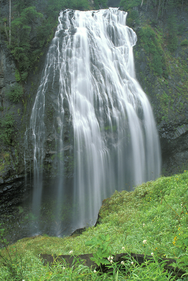 Narada Falls, Mount Rainier National Park, Washington