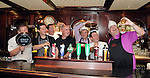 Chefs and mentors get ready for the 'great' cook-off  during The Listowel Food Fair, from left, Kevin Purcell, Jason Kane, Armel Whyte, Gordon Flannery, Billy Keane, SteveTrew and Christy Walsh.<br /> Picture by Don MacMonagle<br /> <br /> REPRO FREE PHOTO FROM  LISTOWEL FOOD FAIR