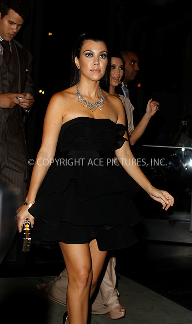 WWW.ACEPIXS.COM . . . . .  ....August 31 2011, New York City....Kourtney Kardashian leaves a midtown hotel on August 31 2011 in New York City....Please byline: CURTIS MEANS - ACE PICTURES.... *** ***..Ace Pictures, Inc:  ..Philip Vaughan (212) 243-8787 or (646) 679 0430..e-mail: info@acepixs.com..web: http://www.acepixs.com