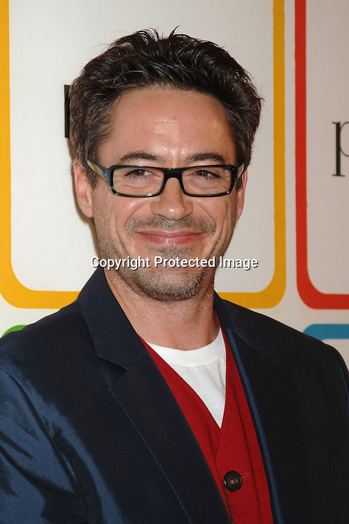 "Robert Downey, Jr..at The Entertainment Weekly's Annual "" Must List"" Party ..on June 22, 2006 at Buddha Bar. ..Robin Platzer, Twin Images"