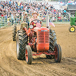 Day 3 of the 78th Amador County Fair, Plymouth, Calif.<br /> <br /> Tractor parade before the rodeo