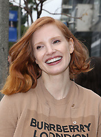 WEST HOLLYWOOD, CA - JANUARY 5: Jessica Chastain, at the 6th Annual Gold Meets Golden Brunch at The House on Sunset in West Hollywood, California on January 5, 2019. <br /> CAP/MPI/FS<br /> &copy;FS/MPI/Capital Pictures