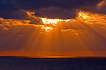 Sunbeams on the Atlantic 2