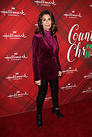 LOS ANGELES, CA - DECEMBER 4: Kristian Alfonso, at Screening Of Hallmark Channel's 'Christmas At Holly Lodge' at The Grove in Los Angeles, California on December 4, 2017. Credit: Faye Sadou/MediaPunch /NortePhoto.com NORTEPHOTOMEXICO
