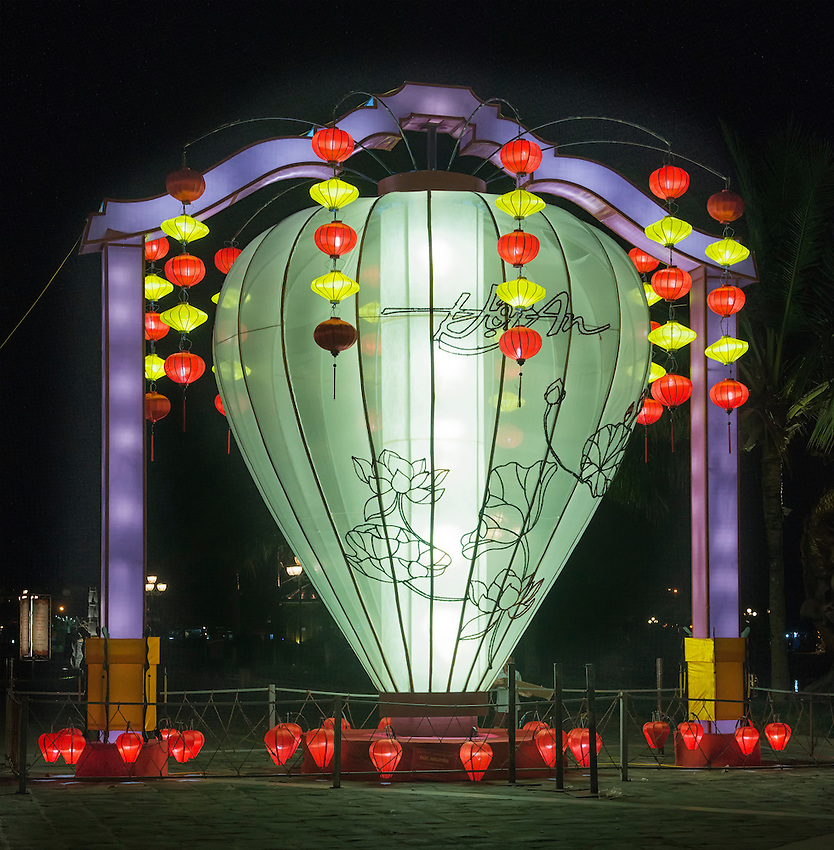 Riverside symbol of Hoi An