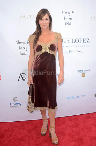 LOS ANGELES, CA - MAY 6: Debbie Dunning at the 11th Annual George Lopez Foundation Celebrity Golf Classic Pre-Party, Baltaire Restaurant, Los Angeles, California on May 6, 2018. David Edwards/MediaPunch