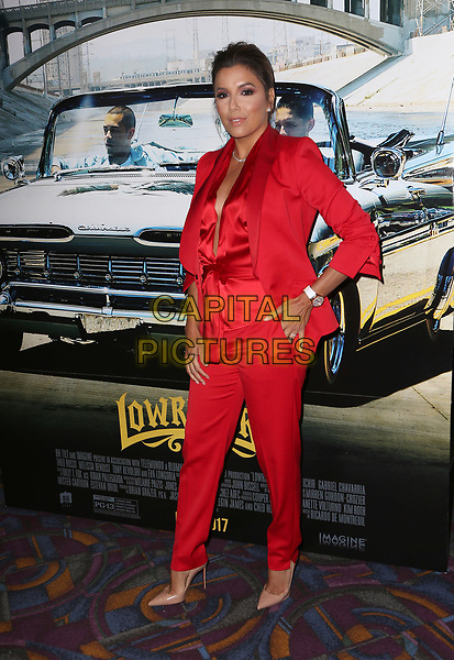 LOS ANGELES, CA - May 9: Eva Longoria, At Premiere Of BH Tilt's &quot;Lowriders&quot;, At The Regal Cinemas L.A. LIVE In California on May 9, 2017. <br /> CAP/MPI/FS<br /> &copy;FS/MPI/Capital Pictures